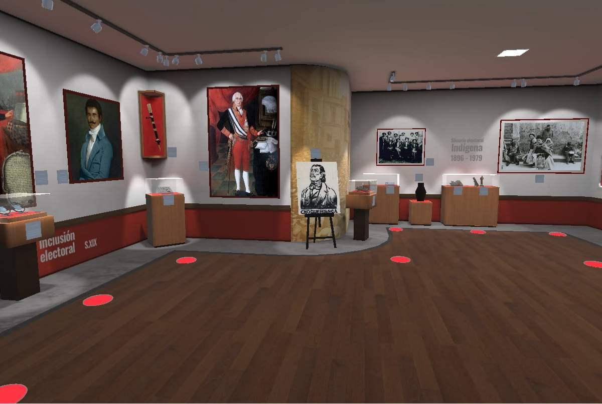 Museo electoral del JNE