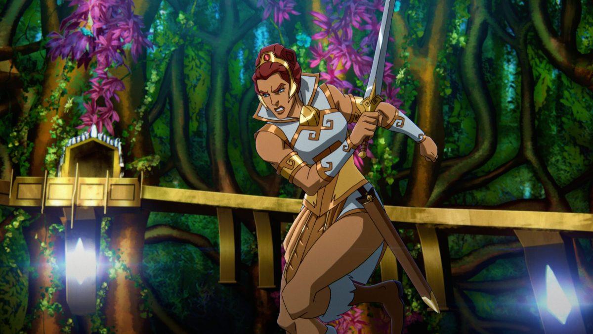 Sarah Michelle Gellar presta su voz a la heroína de 'Masters del Universo'