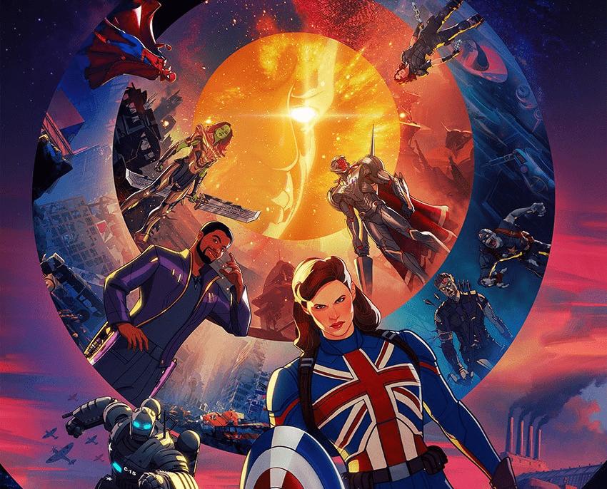 What If Nueva serie original de Marvel llega el 11 de agosto