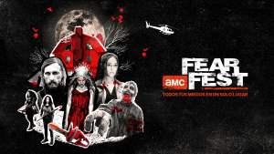AMC trae una nueva edición de Fear Fest en el mes del terror y en Halloween