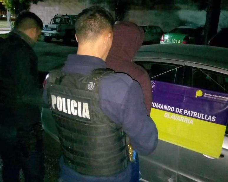 Llevaba cocaína, chocó un patrullero y se dio a la fuga: Terminó preso