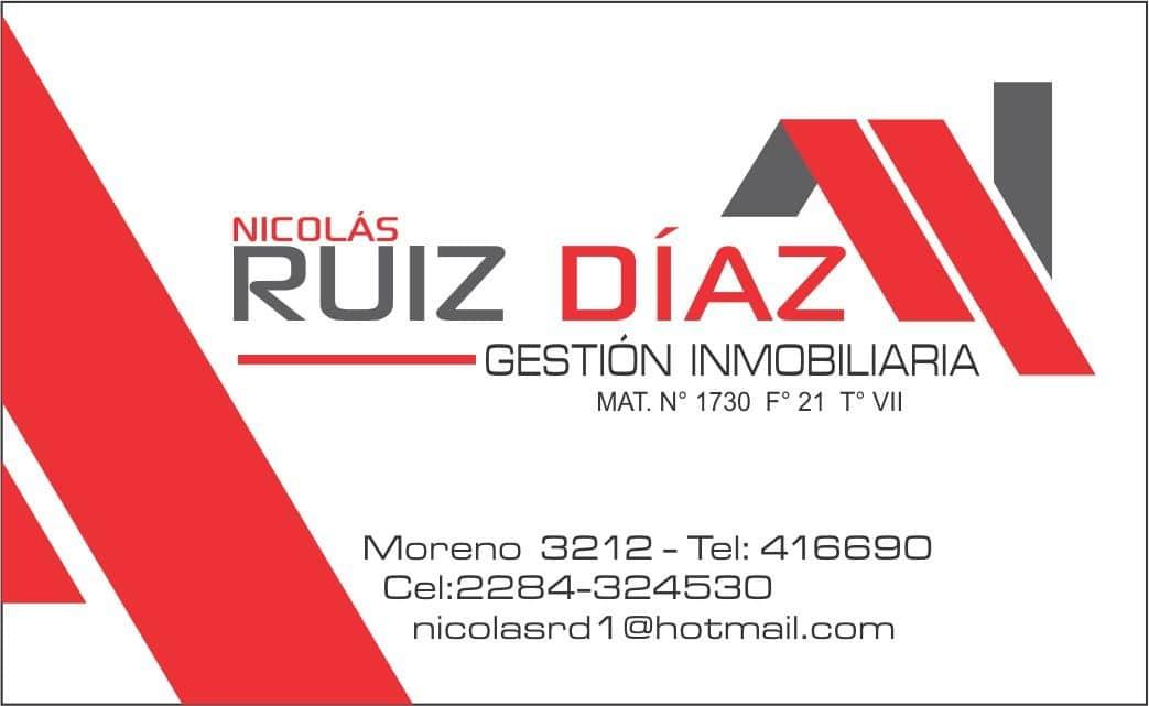 Nicolas Ruiz Diaz inmobiliaria