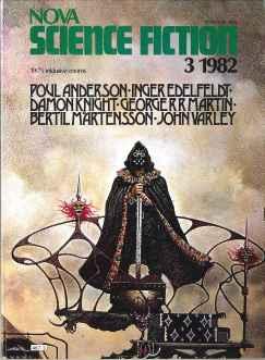 Nova Science Fiction 1982-3