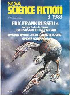 Nova Science Fiction 1983-3