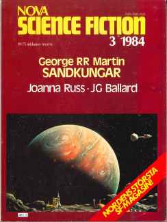 Nova Science Fiction 1984-3