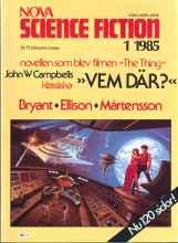 Nova Science Fiction 1985-1