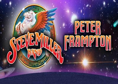 Steve Miller Band with Perter Frampton