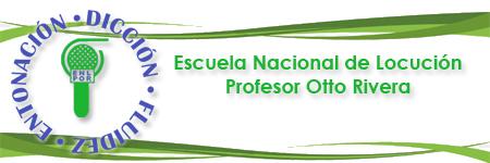 Escuela Nacional de Locución logo