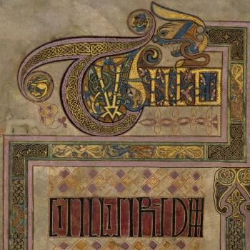 Livre de Kells - détail du folio 114r