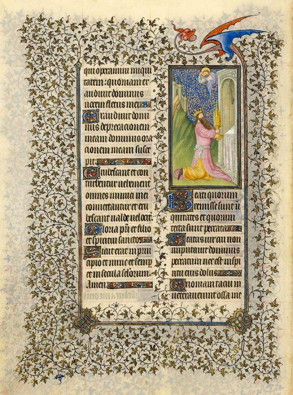 Psaume 32 - Psaumes pénitentiels.