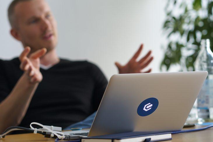 Das enmacc Product Development Team  — jetzt anmelden!