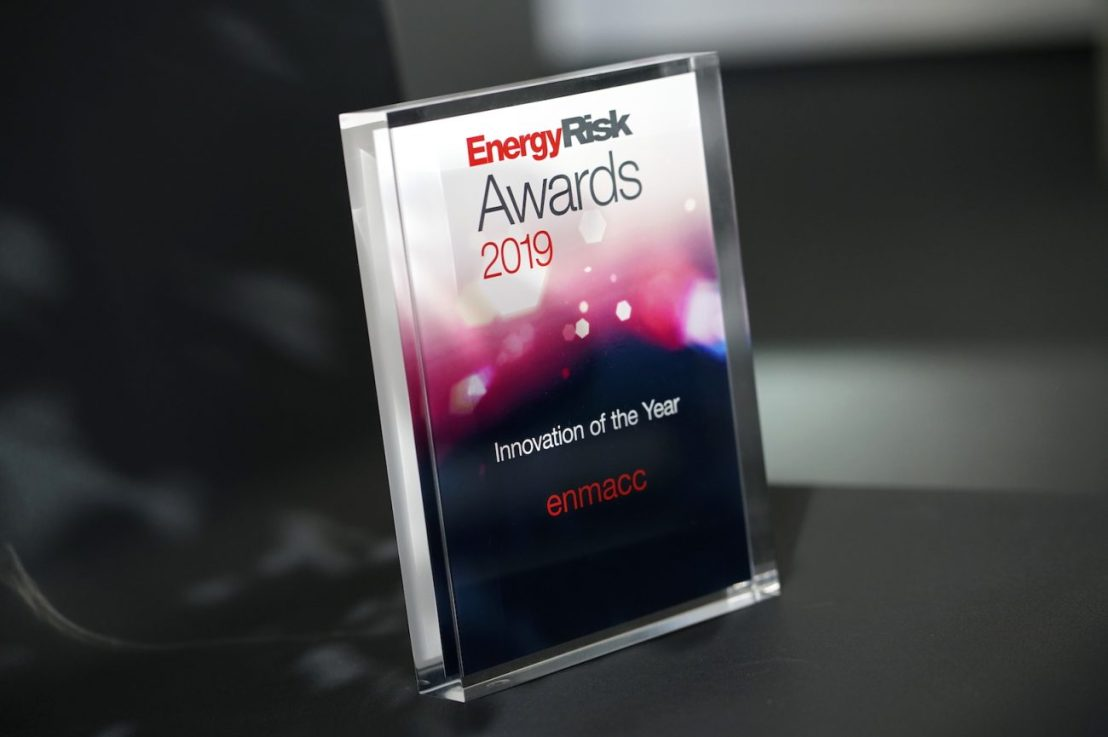Gewinner des Energy Risk Awards 2019!