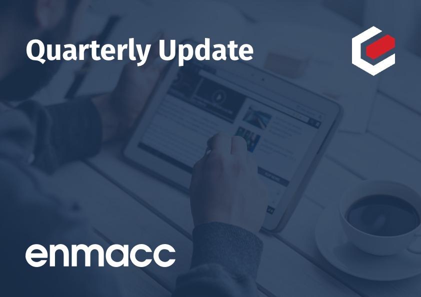 Enmacc Quarterly Update 2020