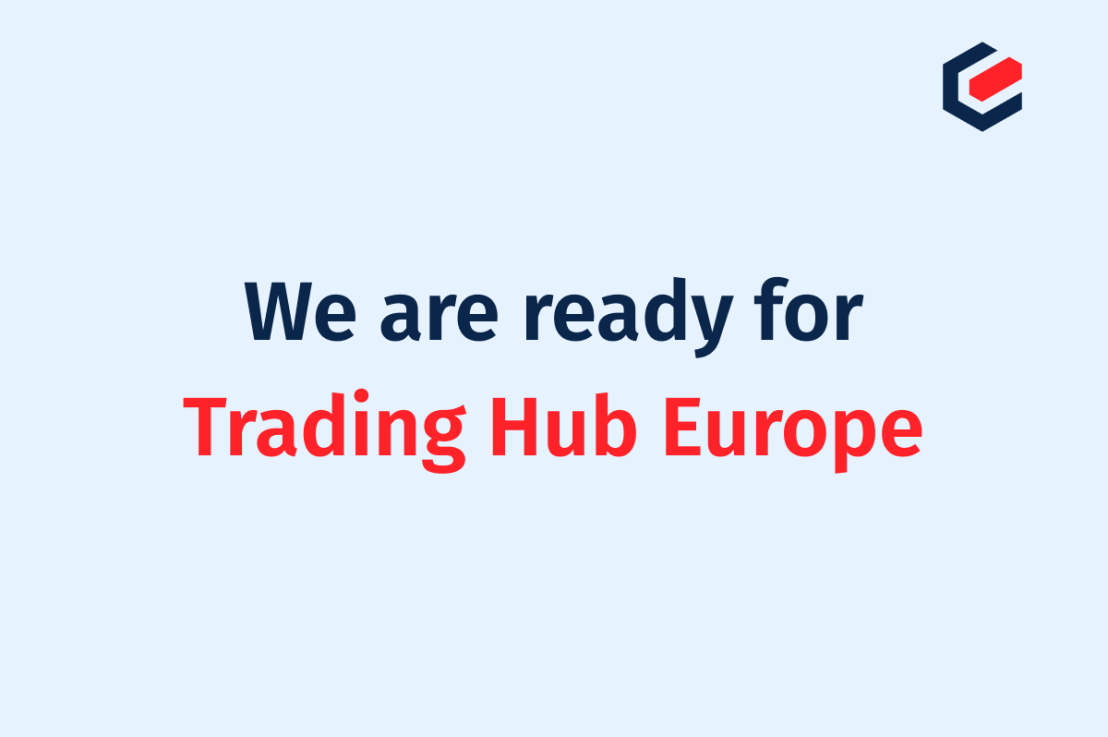 We are ready for Trading Hub Europe!