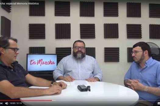 Mesa de actualidad EnMarchaTV