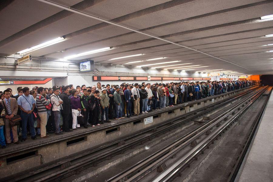 metro de Mexico (Wikipedia)