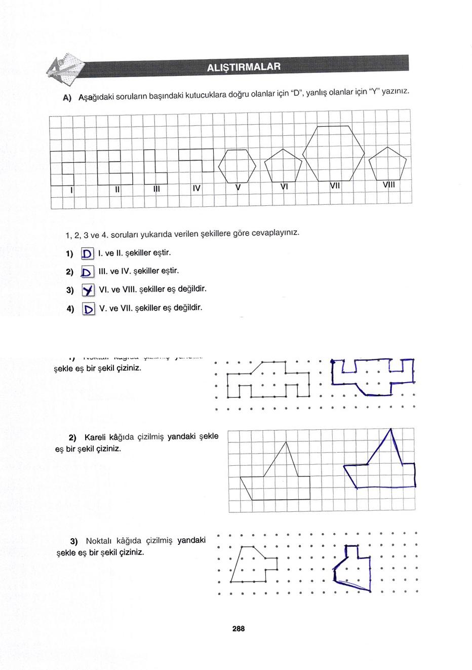 7 Sinif Gizem Yayinlari Matematik Ders Kitabi Soru Ve Cevaplari