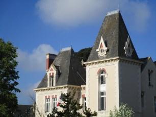 Centre ville de Cancale : Hôtel de Ville