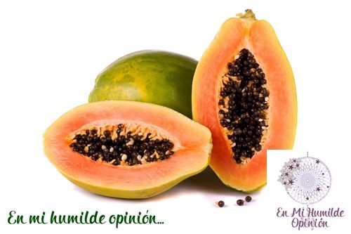 Dolores de la menstruación, cómo aliviarlos de forma natural, papaya