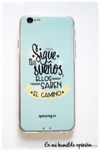 Funda para móvil Qué Way