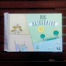 Libro mis autógrafos Qué Way