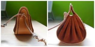 Bolsa de judas marrón