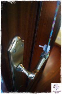 Babylock, el nuevo dispositivo de seguridad para bloquear las puertas