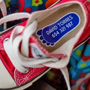 09a1584a950ca Etiquetas zapatos Stikets