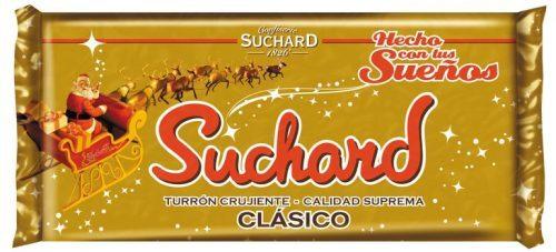 Turron Suchard tableta clásica