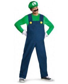 Disfraz Luigi™Deluxe Adulto