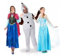 Disfraz de grupo Frozen™