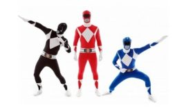 Disfraz grupo Morphsuits™ Power Rangers™