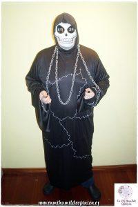 Vegaoo Disfraz Segador Encadenado