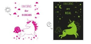 Alfiche unicornio Petit Fernand