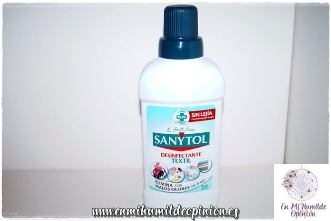 Elimina los malos olores de la ropa con sanytol en mi for Spray elimina olores ropa
