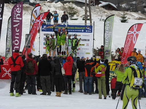 Raid ski Pierra Menta ©En Montagne