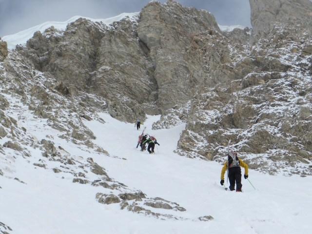 Activités Hiver - Ski de rando ©Zub
