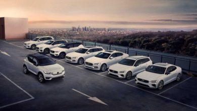 Photo of فولفو حققت مبيعات مرتفعة للسيارات الهجينة في الربع الأول