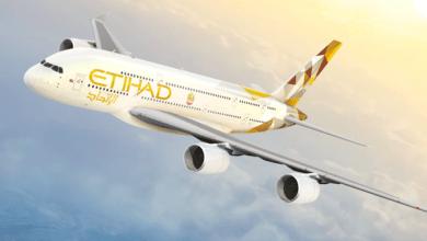 صورة الاتحاد للطيران تشغل رحلات مباشرة من بكين إلى أبوظبي