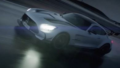 Photo of مرسيدس تعلن عن AMG GT Black Series