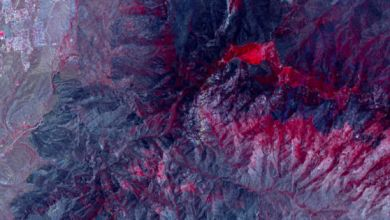Photo of ناسا ترصد حريقاً متأججاً على كوكب الأرض من الفضاء