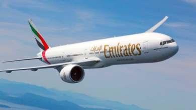 صورة شبكة طيران الإمارات تغطي 92 وجهة