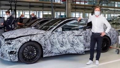Photo of مرسيدس AMG S63 ستكون سيارة هجينة بـ800 حصان!