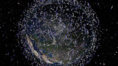 صورة بحث: أغلب المخلفات في مدار الأرض لم تُسجَّل تفاصيلها أصلًا