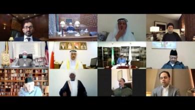 """صورة وكالة أنباء الإمارات – """" مجلس حكماء المسلمين """" يرفض استخدام لافتة حرية التعبير للإساءة لنبي الرحمة و يجدد إدانته لحادثي باريس"""