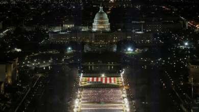 صورة تقاليد وهفوات شهدها حفل تنصيب الرئيس عبر تاريخ أميركا