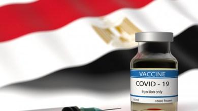 """صورة وكالة أنباء الإمارات – مصر تبدأ حملة التطعيم ضد فيروس """"كورونا"""""""