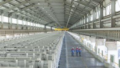 صورة دولة الإمارات أول دولة في العالم تنتج الألمنيوم باستخدام الطاقة الشمسية