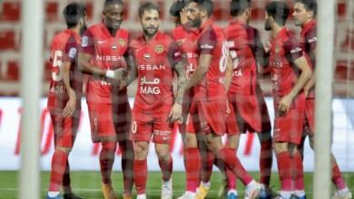 صورة وكالة أنباء الإمارات – تأهل النصر وشباب الأهلي إلى نهائي كأس الخليج العربي
