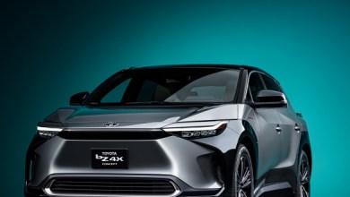 صورة تويوتا تطلق سيارتها الكهربائية bZ4X اختبارياً بالتعاون مع سوبارو